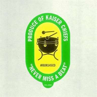Coverafbeelding Never Miss A Beat - Kaiser Chiefs