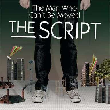 Coverafbeelding The Man Who Can't Be Moved - The Script