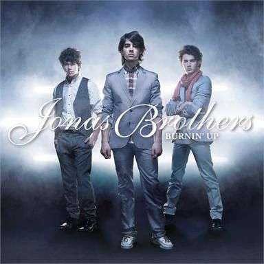 Coverafbeelding Burnin' Up - Jonas Brothers