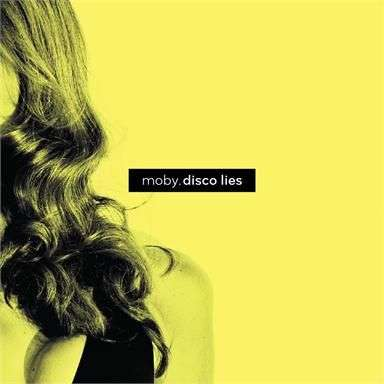 Coverafbeelding Moby - disco lies