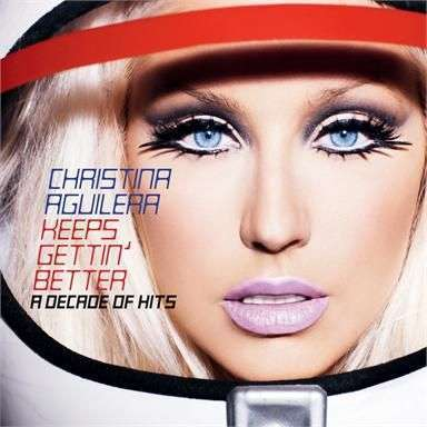 Coverafbeelding Keeps Gettin' Better - Christina Aguilera
