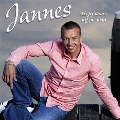 Coverafbeelding Als Jij Maar Bij Me Bent - Jannes