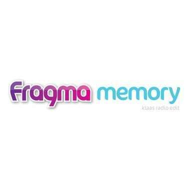 Coverafbeelding Memory - Klaas Radio Edit - Fragma