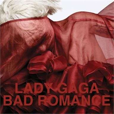 Coverafbeelding Bad Romance - Lady Gaga