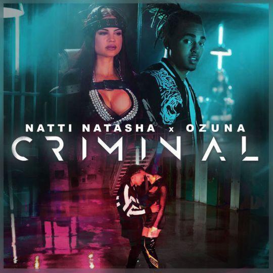 Coverafbeelding Natti Natasha x Ozuna - Criminal