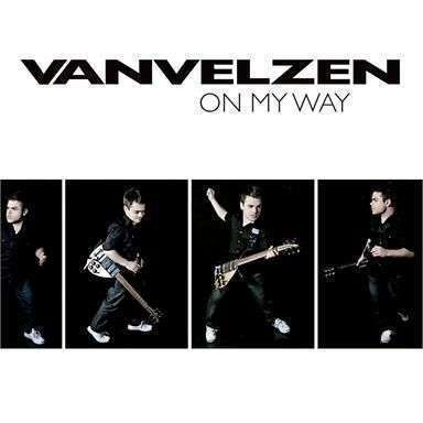 Coverafbeelding On My Way - Vanvelzen