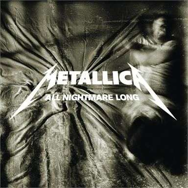 Coverafbeelding All Nightmare Long - Metallica