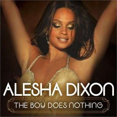 Coverafbeelding The Boy Does Nothing - Alesha Dixon