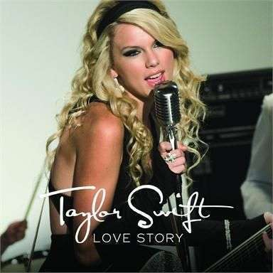 Coverafbeelding Taylor Swift - Love story