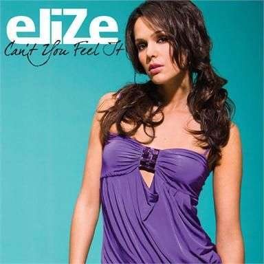 Coverafbeelding Can't You Feel It - Elize
