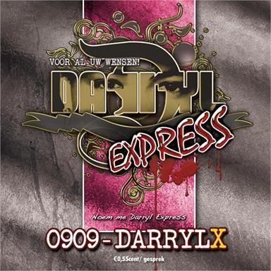 Coverafbeelding Darryl Express - Darryl