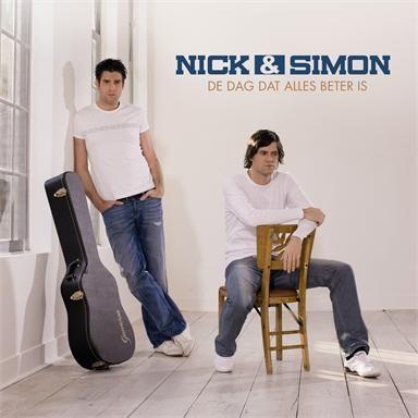 Coverafbeelding De Dag Dat Alles Beter Is - Nick & Simon