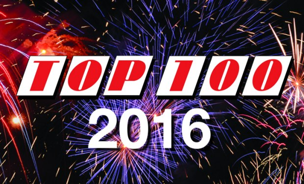 Top 100 over 2016
