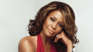 Livealbum van Whitney Houston in november