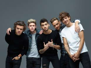One Direction naar Brussel voor concert