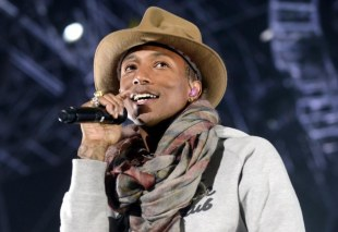 Pharrell Williams werkt voor Apollo Theater
