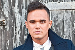 Gareth Gates speelt prins in theater