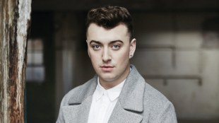 Sam Smith bij RTL Late Night
