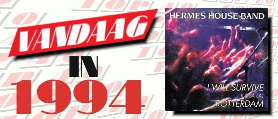 Vandaag In 1994 Rotterdamse Studentenband Op 1 Top 40