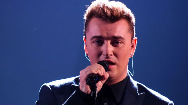Sam Smith rust goed uit
