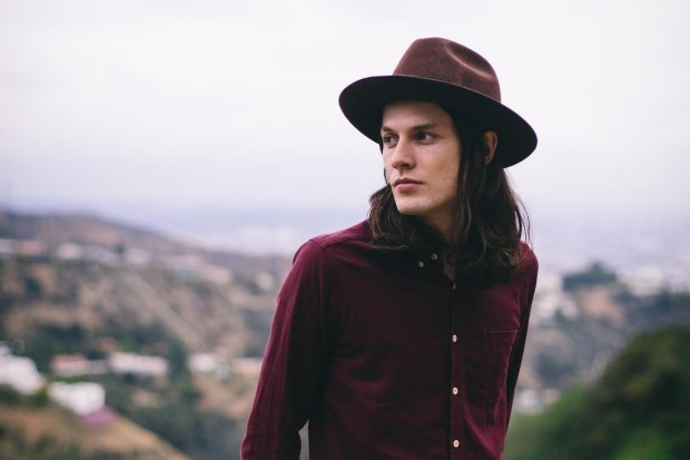 James Bay's Let It Go is de hoogste nieuwe