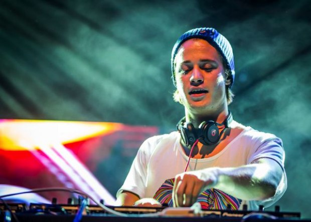 Kygo en Parson James in top 4