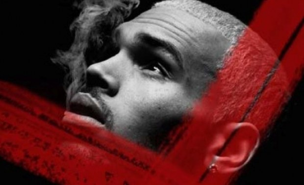 Chris Brown aan de ketting