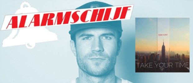Sam Hunt Alarmschijf