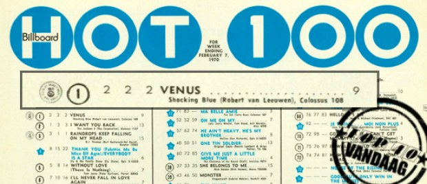 Vandaag: Shocking Blue goes international