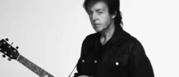 Paul McCartney geen Voice-coach