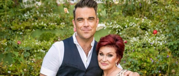 'Robbie co-coach bij Britse X Factor'