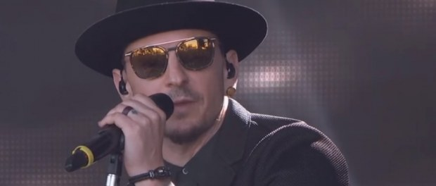 Speciale website voor Chester Bennington