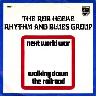 The Rob Hoeke Rhythm & Blues Group - Save Our Souls