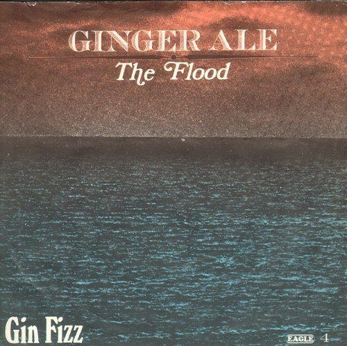 Ginger Ale The Flood Gin Fizz