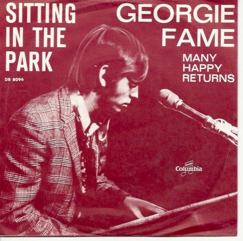 Georgie Fame Sitting In The Park