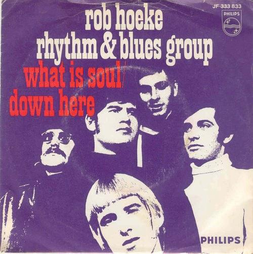 The Rob Hoeke Rhythm And Blues Group When People Talk Rain Snow Misery