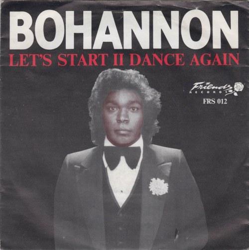 Hamilton Bohannon - Dance Your Ass Off / Party People