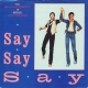 Coverafbeelding Paul McCartney & Michael Jackson - Say Say Say