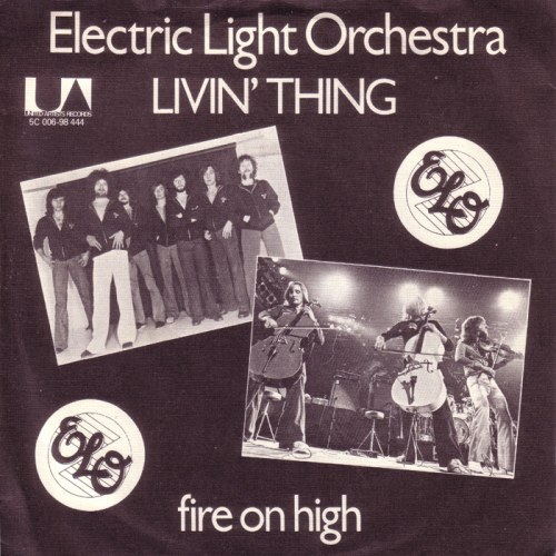 Electric Light Orchestra Livin Thing