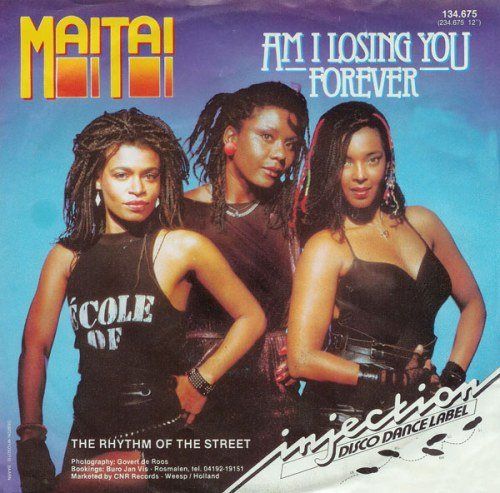 Mai Tai - Am I Losing You Forever / The Rules Of Love