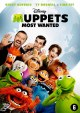Coverafbeelding ricky gervais, ty burrell e.a. - muppets most wanted