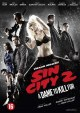 Coverafbeelding mickey rourke, jessica alba e.a. - sin city 2: a dame for a kill