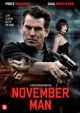Coverafbeelding pierce brosnan, luke bracey e.a. - november man