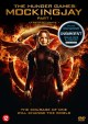 Coverafbeelding jennifer lawrence, josh hutcherson e.a. - the hunger games: mockingjay - part 1