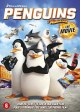Coverafbeelding tom mcgrath, chris miller e.a. - penguins of madagascar