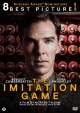 Coverafbeelding benedict cumberbatch, keira knightley e.a. - the imitation game