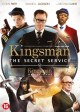 Coverafbeelding colin firth, taron egerton e.a. - kingsman: the secret service