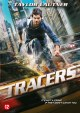 Coverafbeelding taylor lautner, marie avgeropoulos e.a. - tracers