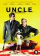 Coverafbeelding henry cavill, armie hammer e.a. - the man from u.n.c.l.e.