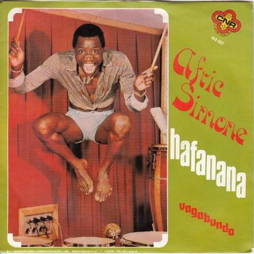 Afric simone hafanana lyrics